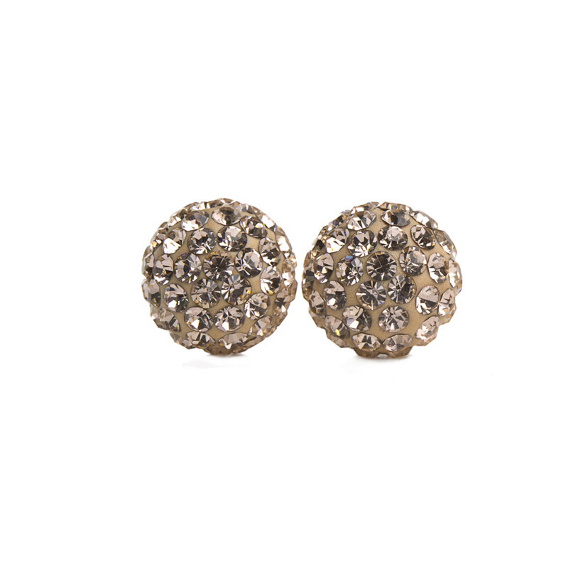 Hillberg and Berk Rose Gold Sparkle Balls