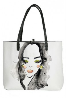 JOLIE Handbags and Fashion Illustrator Jocelyn Teng Team Up for Le Sac Travel Totes