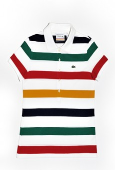 Lacoste and the Hudson's Bay Company Create Iconic Polo Shirts