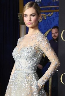 Lily James, Helen Mirren and More Rule This Week's Celebrity Best Dressed List