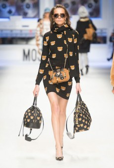 Can you Bear Moschino's Teddy-Lovin' Collection?