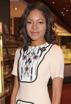 Naomie Harris Engages in a Little Pattern Play with Peter Pilotto