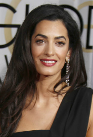 Amal Clooney may be on Vogue