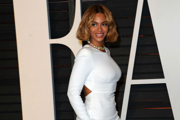 Beyonce Vanity Fair After Party