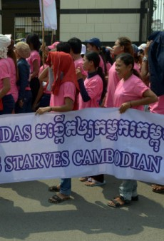 Things Remain Bleak for Cambodian Garment Workers