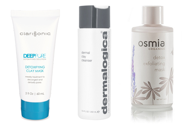 Photos courtesy of Clarisonic, Dermalogica, Osmia