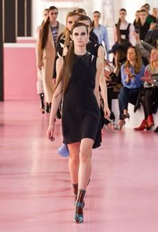 Christian Dior Fall 2015 Runway