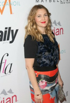 Drew Barrymore Likens Having Kids to Feeling Like a Kangaroo