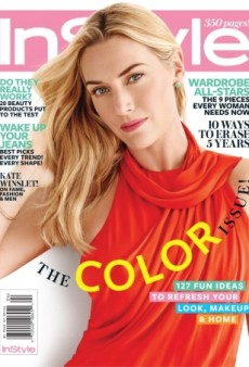 Is This the Best InStyle Could've Done with Kate Winslet? (Forum Buzz)