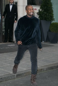 What Song Was Kanye West Dancing to During His Fondation Louis Vuitton Performance?