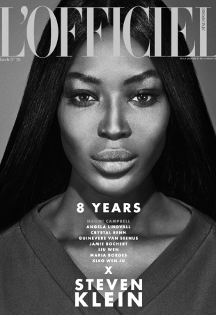 lofficiel-march15-campbell-portrait