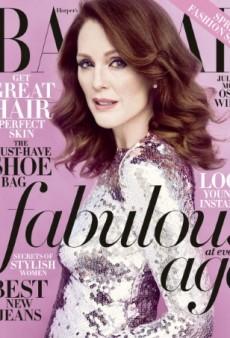 Oscar-Winner Julianne Moore Scores the April Cover of Harper's Bazaar (Forum Buzz)