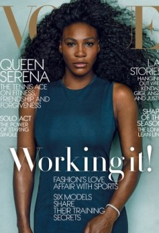 Serena Williams Is Vogue's Unexpected April Cover Subject (Forum Buzz)