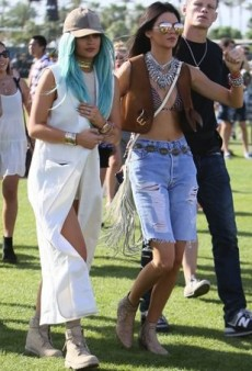 From Hippies to Hipsters: All the Celeb Coachella Looks We Saw This Weekend