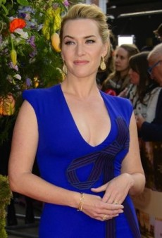 Kate Winslet Gets Wrapped Up in Stella McCartney