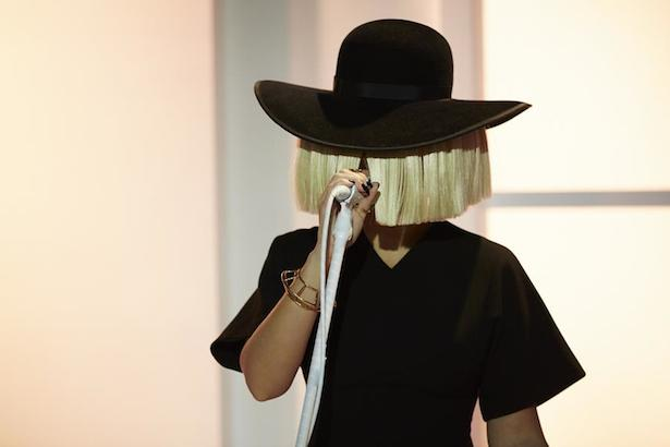 Sia on Sunrise