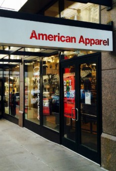 Could American Apparel Be Going Out of Business?