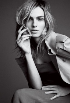 Trans Model Andreja Pejic Talks to Vogue, Lands Major Beauty Contract