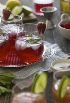Classic Cranberry Cocktails for Spring and Beyond