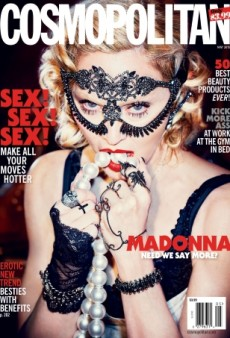 Madonna Gets Five Different Covers for Cosmopolitan's 50th Anniversary Issue (Forum Buzz)
