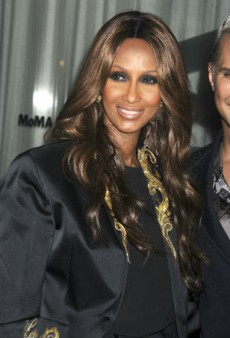 Iman's First Trip to America Was Totally Illegal
