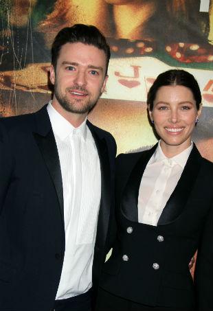 Justin Timberlake Jessica Biel baby