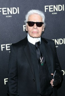 Karl Lagerfeld Isn't Trying to Be in 'Zoolander 2'