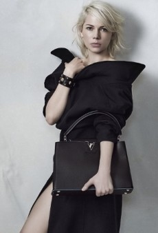 Michelle Williams Returns for Another Louis Vuitton Campaign (Forum Buzz)