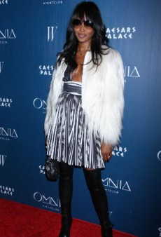 Naomi Campbell Is Getting Her Own Show on Yahoo