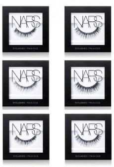 NARS Introducing 8 Sets of Eyelashes Next Month