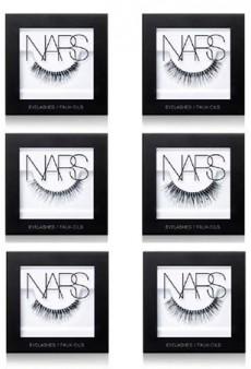 NARS Introducing 8 Sets of Eyelashes Next Month