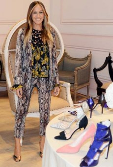 Catching Up with Sarah Jessica Parker at the SJP Pop-Up in Las Vegas