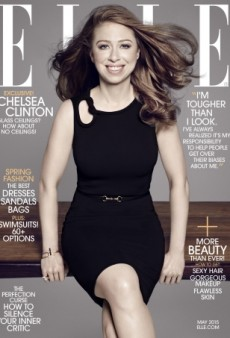 Mixed Reactions on Chelsea Clinton's ELLE Cover Shot (Forum Buzz)