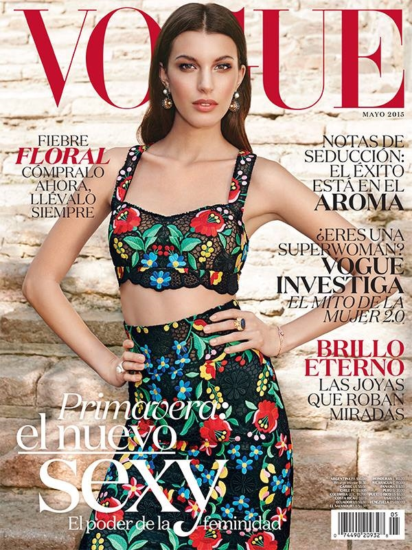Vogue Mexico May 2015 Kate King Martin Lidell