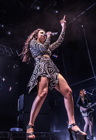 Groovin The Moo Charli XCX