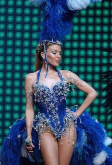Kylie Minogue's Greatest Showgirl Outfits of All Time