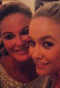 Simone Holtznagel Says Charlotte Dawson Has Been Visiting Her at Night