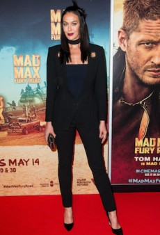 A Post-Apocalyptic Theme for the 'Mad Max: Fury Road' Sydney Premiere
