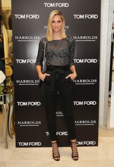 Aussie Stars Step Out for Harrolds' Tom Ford Launch