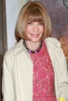 Not Everyone Is Happy Anna Wintour Is Taking over the Tonys Red Carpet