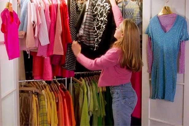 Clueless closet