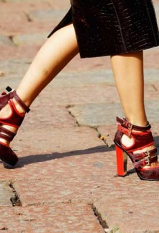 These Stats About Aussie Women's High Heel Habits May Alarm You