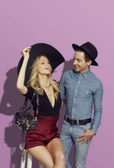 The Eddie Borgo for Target Lookbook Starring Poppy Delevingne Is Here