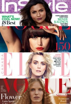 The Glossies: All the June 2015 Covers We Loved and Hated