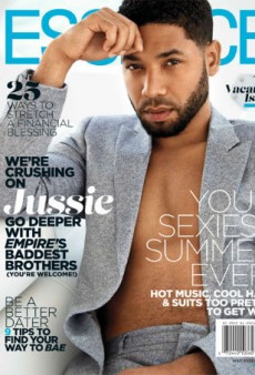 Chris Rock and Lenny Kravitz to Guest Star on Empire, Jussie Smollett Talks Sexuality with ESSENCE