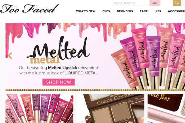 Too Faced for sale