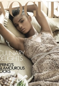 Model Kayla Scott Stars on Vogue Italia's 'Refreshing' May 2015 Cover (Forum Buzz)