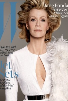 Jane Fonda's W Magazine Cover Is Everything (Forum Buzz)