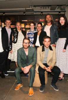 The Woolmark Company and the CFDA Celebrate This Year's International Woolmark Prize Winners