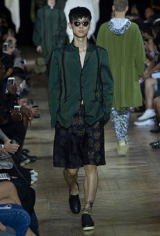 3.1 Phillip Lim Men's Spring 2016 Runway